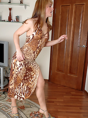 Martha&Adrian pantyhosefucking lascivious mature chick