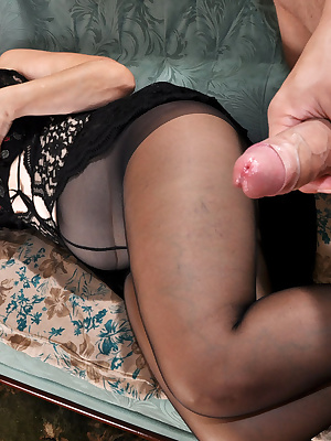 Christiana&Nicholas pantyhosefucking awesome mature lady