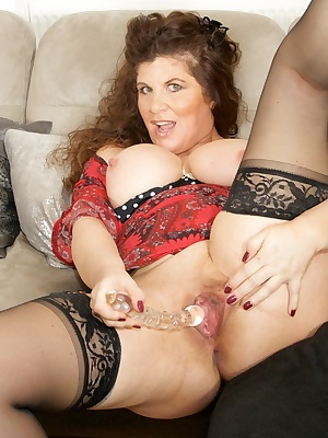 Hi Guys Im Gilly Sampson a Hot  Horny and totally Outrageous MILF From Brighton and here I am on the couch playing for y