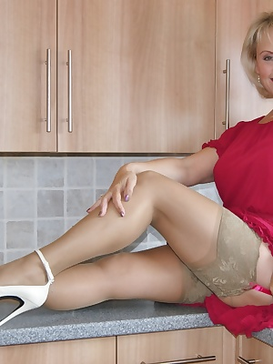 In the kitchen this week getting ready for my favourite recipe cock what a gorgeous combination, lets start by slowly st