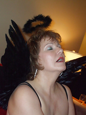My oh my what big wings I have I was asked what type of angel I would be one day and the question perplexed me. I said,