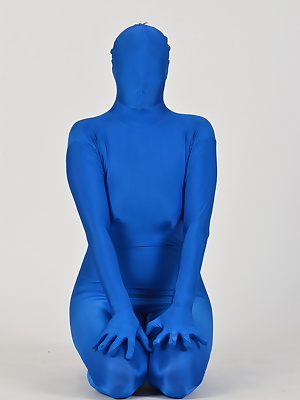 I am beginning to undress from the Blue Funsuit.I Leave Him but always to the body which he enveloped me.