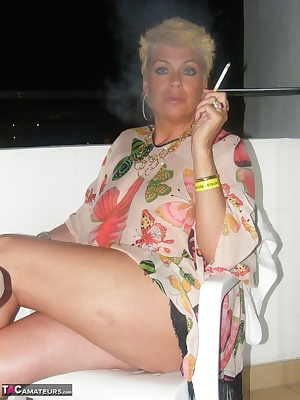 Pictures of me in malta naked and smoking.
