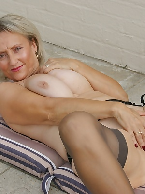 Out in the open I just love getting naked outdoors it really is different, the thought of someone watching or catching m