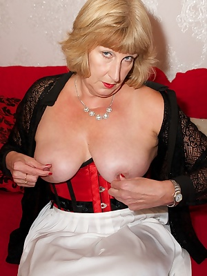 Hi Guys Im Lady Rosemary, a very active member of our local Womans Institute and I had just got home from a meeting and