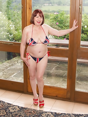 Another Set taken at my Holiday Cottage in Yorkshire last year, I had my Bikini on ready for the beach but the weather t