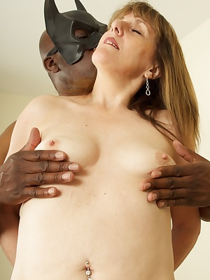 Hi Guys after removing my Dress It was time for some gentle caressing from The Dark Knight, He squeezed my breasts and n