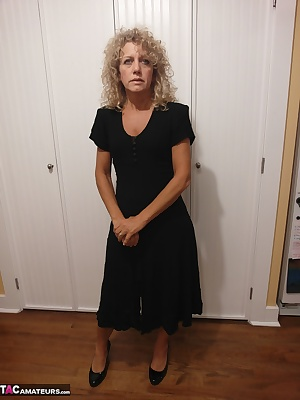 I can be classy. Don't you agree Well, lets don't fool ourselves too much. Beneath this black dress lies a slut of a wom