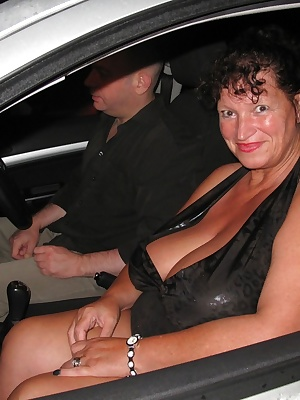 Hi Guys, Heres a few stills from the movie Lets go Dogging, where I was dogging late at night in a secluded Lay-By deep