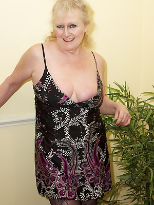 Hi Guys Im all dressed up ready to go out, not wearing much just my skimpy sequin dress and patterned suspender tights,