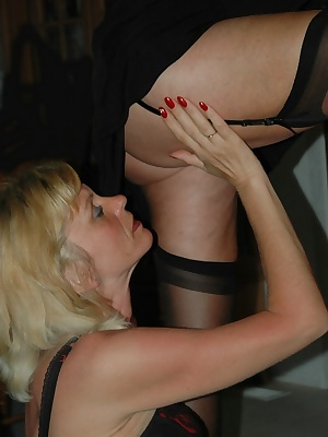 My friends Adonna  Irene join me for some swinging funwe each get our turn like good little girlsKisses, Devlynn