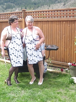 Girdlegoddess and Mistress sue, are cooking up some naughty fun.With our twin aprons on, and very little else. We are en
