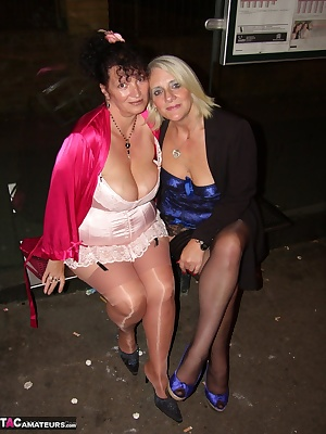 I love having fun with my friend Sexy Carol, we have had many naughty adventures together over the years lol In this set