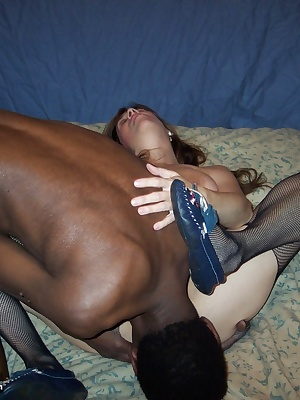 mr black loves it when i play with his big black cock..it is so sensitive to my hands and tongue that it gets me wet jus