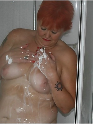 There's nothing nicer than a hot and soapy shower - why not join me