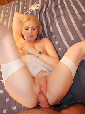 Sexy bride,and i need a good anal fucking to start off married life,but is it my husband fucking the arse off me in this