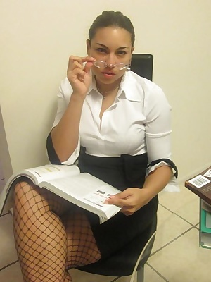 Ching Lan is your secretary and she invites you to her home. She reveals her sexy seductive side, while taking off all h