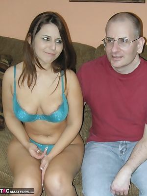 Super geek Logan had his dreams cum true when he got to try one of my sloppy blow jobs. Judgine by how hard his cock got