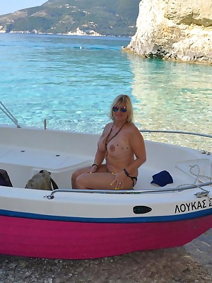 Here You can find my best photos of my nude-cruise in Greece in 2016