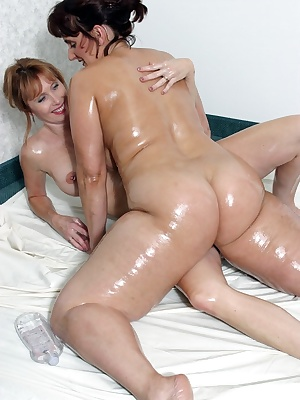 I bet you wish every hot woman would say that to you. It is great to get all naked and touch skin. One can only imagine