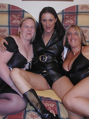 One lucky TAC member has his dream come true when he gets his hands on me, Mellons Marie and ChelseaSux