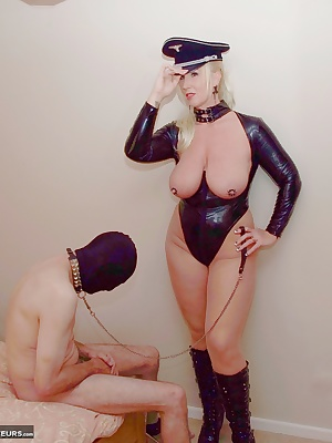 Time for some corrective slave treatment Melody x