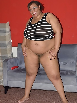 You know what they say about big curvy girls... We have more cushions for the pushing.... So sit back and enjoy while I