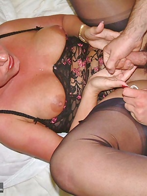 After a nice amount of fucking from the lads, Marie and I are treated to some lovely facials. Claire xx