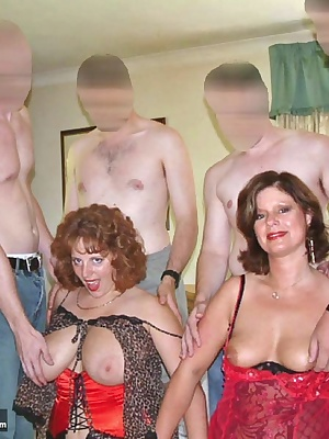 With the lovely Sexy Marie, we set about having some fun with these 4 guys. Claire xx