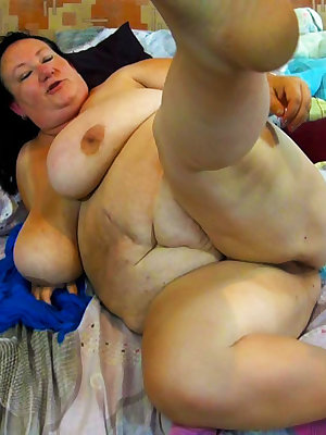 Very busty mature lady getting fucked with toy by her mistress