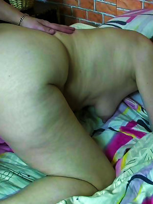 Mature mom enjoying hard sex with younger