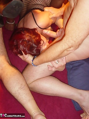 More hot cock sucking and fucking action from my friend Shaz and me when we take on London's finest meat.