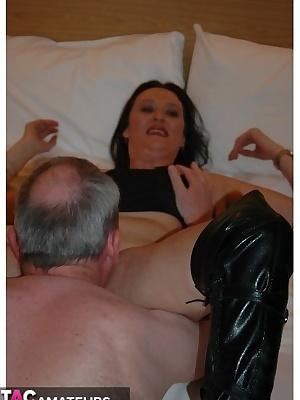 More hot greedy girl action as i take on some of my horniest TAC members during a recent party. Dont miss my next gangba