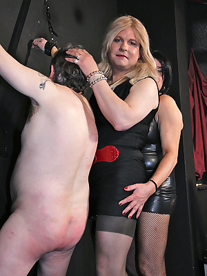 After he's been beaten raw, it's time for me to have some attention. Jenny x