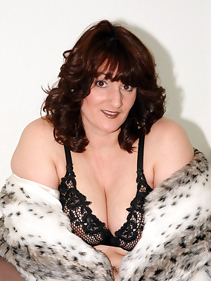 May this year be the best ever for us all. I am into foux fur and the soft cuddley feeling on my bare skin. I took the o