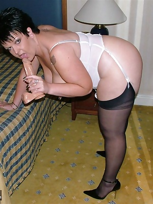 After teasing  with my smoking pics, see me get dirty by impaling myself on my favourite dildo then after cummin hard fi