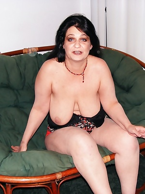 She likes to be called Slut Deb and she lives up to her name as she loves to get naked for Robert whenever she comes ove