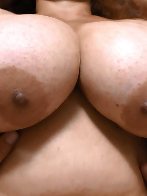 Old mature granny fat bbw chubby chunky latina big tits and pussy closeup