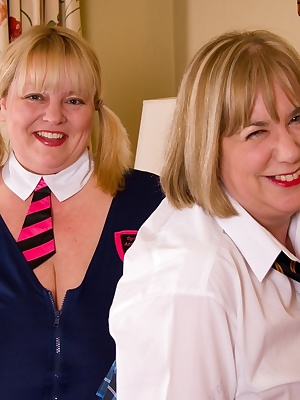 Hi Guys, Skool Girl Speedy here and once again getting up to mischief with my girlfriend Kelly, She really is a Dirty Sl