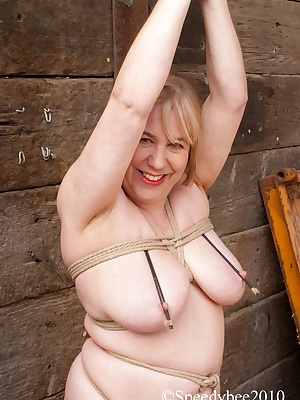 Hi Guys heres set for all you Bondage lovers, I recently attended a Charity Photoshoot, lots of Models  Photographers an