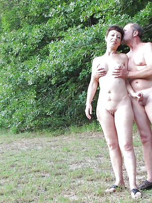 Real mature sluts fucking outdoor