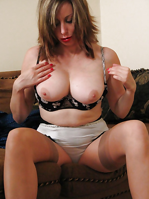 Busty mature slut